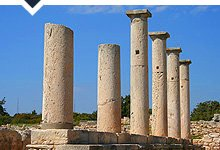 Attractions in Limassol